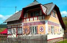 Imagini pentru case pictate