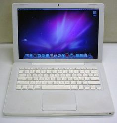 Apple MacBook A1181 Intel Core2Duo 2GHz 2G 60GB WiFi Bluetooth DVD CDRW Webcam | eBay