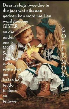 Evening Greetings, Goeie Nag, Goeie More, Afrikaans Quotes, Driftwood Crafts, Kindred Spirits, Good Morning Wishes, Special Quotes, Encouragement Quotes