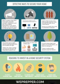 Keep your home secure! Click below for 20 more tips on home safety