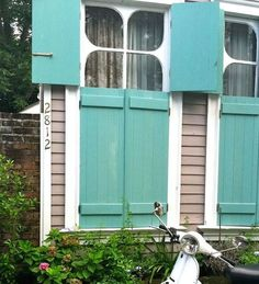 Curb Appeal Shutters And Wood Interiors On Pinterest