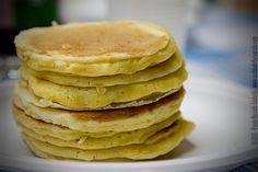 Gluten free american pancake - pancake americani senza glutine