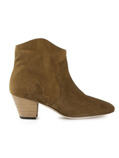 Shop Isabel Marant ankle boots in The Corner Berlin from the world's best independent boutiques at farfetch.com. Over 1000 designers from 60 boutiques in one website.