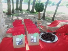 """Photo 1 of 33: little Red Riding Hood / Birthday """"Mia's 4th birthday Party"""" 