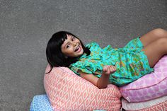 Duduk is a collection of home accessories for kids and playful adults inspired by the fun and colorful batik prints of Indonesia. Batik Prints, Poufs, Plush Animals, Storage Baskets, Shades Of Blue, Pink Grey, Mint Green, Bali, Tent