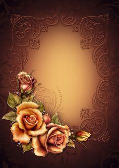 "Moonbeam's ~ ""Fall Fantasy Roses"" ~ moonbeam1212."
