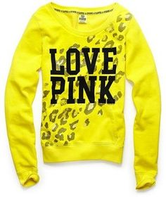 neon yellow + leopard print. I want!