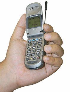 Motorola Vader V8160...tenía sistema para grabar conversaciones. Me gustó mucho este modelo.
