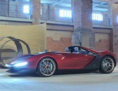 Pininfarina Sergio Siap Diproduksi