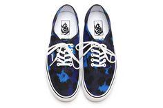 Image of Kenzo x Vans 2013 Spring/Summer Footwear