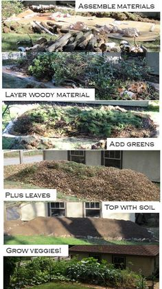 Solutions To Show That Pest Command Products And Services Are Useful For That Individuals Building A Hugelkultur How To Build A Raised Vegetable Garden Bed 39 Simple and Cheap Raised Vegetable Garden Bed Ideas Vegetable Garden Planner, Raised Vegetable Gardens, Vegetable Gardening, Permaculture Garden, Veggie Gardens, Garden Compost, Raised Bed Garden Design, Building A Raised Garden, Forest Garden