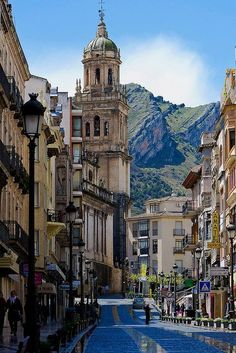 Jaén City in Andalucia, Spain. | Stunning Places #StunningPlaces