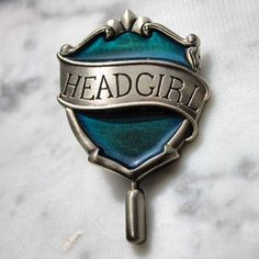 I have this pin from my trip to Harry Potter world at Orlando Florida.