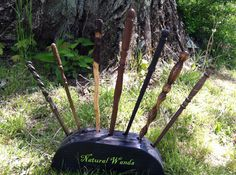 Blackthorn Solid Wood Harry Potter Inspired Magic by OrchardWorks, $49.99