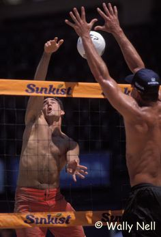 """I am better at blocking than spiking. They call me, """"Roof""""!"""