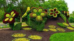 Maravillas de la jardinería 3
