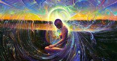 Jak vycvičíte svůj mozek, abyste přestali s nadměrným přemýšlením - Moc vědomí Guided Meditation For Relaxation, Easy Meditation, Renaissance, Meditation Youtube, Chakra Cleanse, Angel Guide, Astral Projection, Meditation Techniques, Guardian Angels