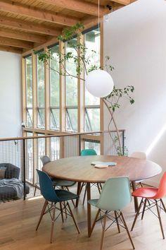 A Mid-Century Hillside Home In LA Is Renovated by ras-a - Design Milk