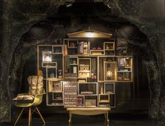 De Bijenkorf Holiday Windows by UXUS, Amsterdam – Netherlands » Retail Design Blog
