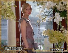 """I'm certainly glad to see you again."" What was your favorite moment from The Great Gatsby?"