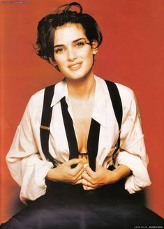 Your boyfriend loves Winona Ryder