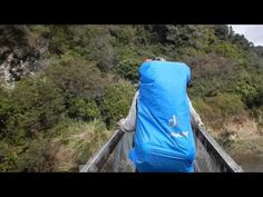 French Hiker Captures His Terrifying Fall From a New Zealand Bridge on a GoPro Camera