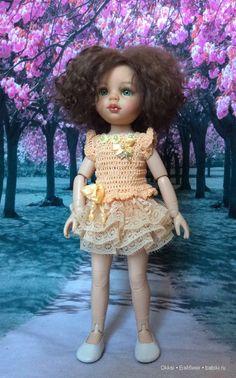 Новые наряды для новой Кристюши (Paola Reina) / Paola Reina, Antonio Juan и другие испанские куклы / Бэйбики. Куклы фото. Одежда для кукол