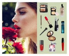 """I Love...Lancome"" by anamariasteliana ❤ liked on Polyvore featuring beauty and Lancôme"