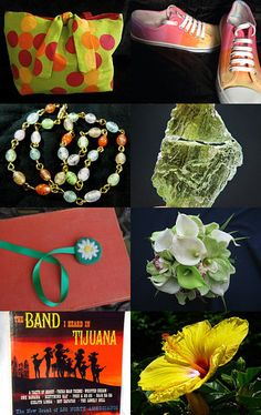 Showcasing Color by Marcia on Etsy--Pinned with TreasuryPin.com #etsyspecialt