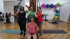 #TRX at #hookedonfitness with some great ladies! #GroupFitness #PhillyPersonalTrainer http://ift.tt/1Ld5awW Another shot from #HookedOnFitness