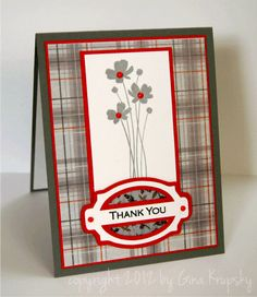 Silhouette Cameo Layered Tags Card Project - stampTV~  Click on the photo to see the video.