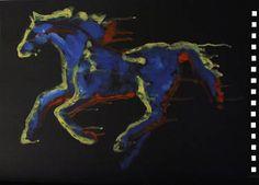 Cavalli per Siena, contrada del Nicchio 01