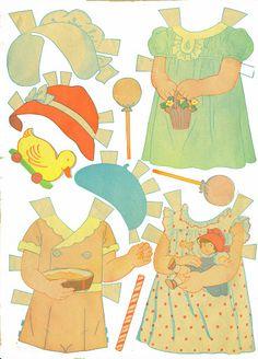 1935 Paper Dolls Whitman :: Bobe Green - Picasa Web Albums