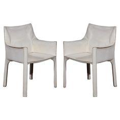Mario Bellini Cab Chairs