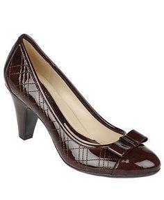 A good pair of brown heels
