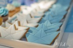 Βάπτιση στην Αίγινα Origami Boat, Christening, Container, Blog, Party, 1 Year, Blogging