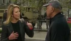 """CNN reporter Brooke Baldwin makes an outrageous statement about our veterans. Baldwin said, """"I love our nation's veterans, but some of them are coming. Baltimore Riots, Brooke Baldwin, Cnn Anchors, Ann Coulter, Culture War, News Anchor, Columnist, Coming Home, Blame"""