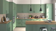 Kitchen Cabinets, Table, Furniture, Home Decor, Kitchens, Decoration Home, Room Decor, Cabinets, Tables