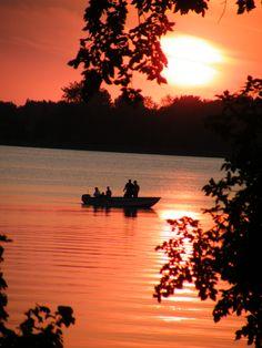 So looking forward to Walleye Fishing!