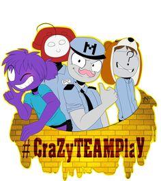 #CraZyTEAMPlaY by N-SteiSha25.deviantart.com on @DeviantArt