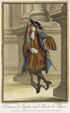 17th Century Fashion, 18th Century, Baroque Fashion, Vintage Fashion, French Fashion, Le Bourgeois Gentilhomme, Luis Xiv, Saint Jean, Historical Clothing