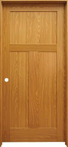 Mastercraft 174 48 Quot X 80 Quot Oak 10 Woodlite Prehung Interior