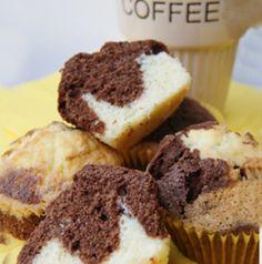 Muffin Cioccovaniglia senza glutine