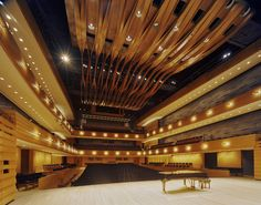 HOW IT'S MADE: ROYAL CONSERVATORY TELUS CENTRE FOR PERFORMANCE AND LEARNING with stories by KPMB Architects, Sound Space Design and Aercoustics