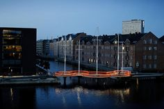 Copenhagen, Circle Bridge by Olafur Eliasson