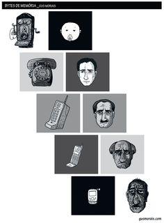 'Bytes de Memória', Gus Morais