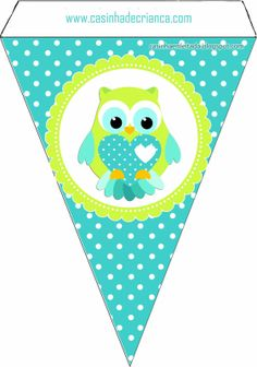 Kit Festa Corujinha Para Imprimir Grátis Owl Parties, Owl Birthday Parties, Happy Birthday Banners, Classroom Birthday, Classroom Themes, Owl Bunting, Owl Banner, Kids Planner, Owl Clip Art