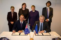 The European Union and Australia sign up to reinforce their cooperation on Earth observation   Copernicus
