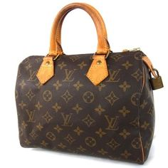 Louis Vuitton Speedy 25 Brown Bag - Satchel. Save 54% on the Louis Vuitton Speedy 25 Brown Bag - Satchel! This satchel is a top 10 member favorite on Tradesy. See how much you can save