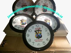 jual souvenir jam dinding promosi — Jual Jam Dinding Murah
